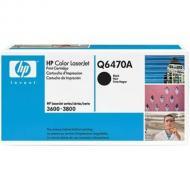 Картридж HP (Q6470A) HP Color LaserJet 3600, HP Color LaserJet 3800, HP Color LaserJet CP3505 Black