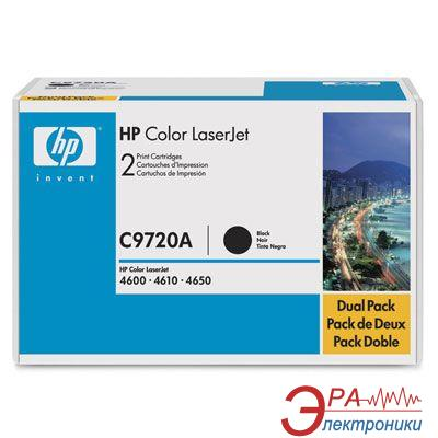 Картридж HP (C9720A) HP Color LaserJet 4600, HP Color LaserJet 4610, HP Color LaserJet 4650 Black