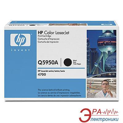 Картридж HP (Q5950A) HP Color LaserJet 4700 Black