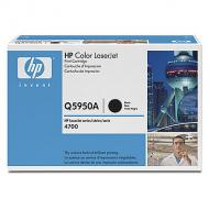 Картридж HP (Q5950A) HP Color LaserJet 4700 Black