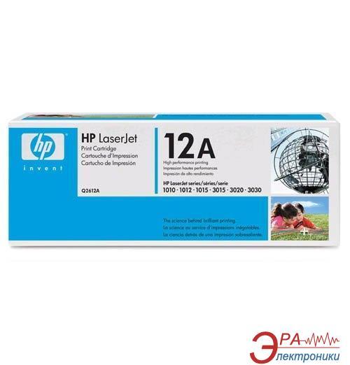 Картридж HP (Q2612A) HP LaserJet 1010, HP LaserJet 1012, HP LaserJet 1015, HP LaserJet 1018, HP LaserJet 1020, HP LaserJet 1022, HP LaserJet 3015, HP LaserJet 3020, HP LaserJet 3030, HP LaserJet 3050, HP LaserJet 3052, HP LaserJet 3055, HP LaserJet M1005,