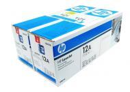 �������� HP (Q2612AD) Dual Pack (LJ 1010/1012/1015/1020/1022) Black