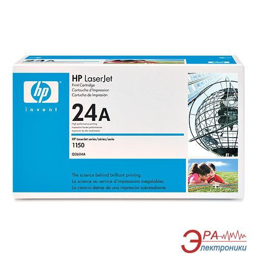 Картридж HP (Q2624A) HP LaserJet 1150 Black