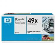Картридж HP (Q5949X) (HP LaserJet 1320, HP LaserJet 3390, HP LaserJet 3392) Black