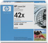 �������� HP (Q5942XD) Dual Pack (HP LaserJet 4240, HP LaserJet 4250, HP LaserJet 4350) Black