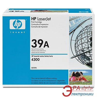 Картридж HP (Q1339A) HP LaserJet 4300 Black