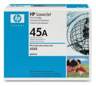 Картридж HP (Q5945A) HP LaserJet 4345mfp/М4345mfp series Black