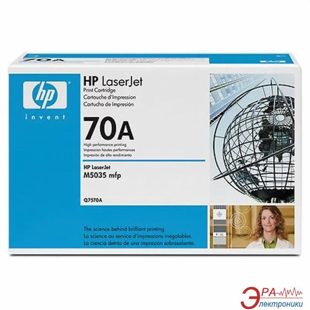 Картридж HP (Q7570A) HP LaserJet M5025, HP LaserJet M5035 Black