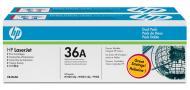Картридж HP (CB436AD)  Dual Pack (HP LaserJet M1120, HP LaserJet M1522, HP LaserJet P1505) Black