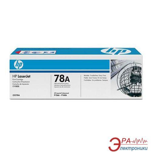 Картридж HP (CE278A) HP LJ P1566/ 1606DN Black