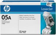 Картридж HP (CE505A) HP LaserJet P2035, HP LaserJet P2055 Black