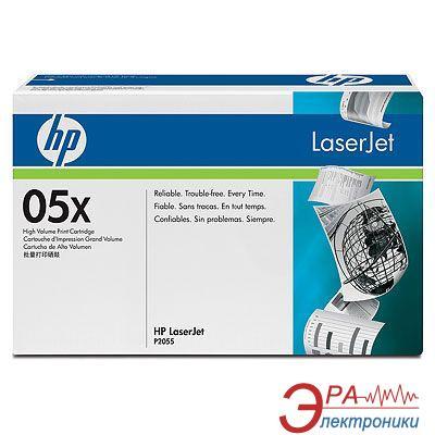 Картридж HP (CE505X) HP LaserJet P2035, HP LaserJet P2055 Black