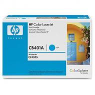 Картридж HP (CB401A) Color LaserJet CP4005dn, Color LaserJet CP4005n Cyan