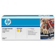Картридж HP (CE742A) HP Color LaserJet CP5220/CP5225dn/CP5225n Yellow