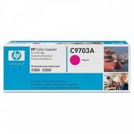 Картридж HP (C9703A) HP Color LaserJet 1500, HP Color LaserJet 2500, HP Color LaserJet 2820, HP Color LaserJet 2840 Magenta