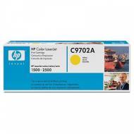 Картридж HP (C9702A) HP Color LaserJet 1500, HP Color LaserJet 2500, HP Color LaserJet 2820, HP Color LaserJet 2840 Yellow