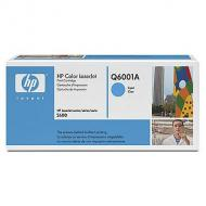 Картридж HP (Q6001A) HP Color LaserJet 1600, HP Color LaserJet 2600, HP Color LaserJet 2605, HP Color LaserJet CM1015, HP Color LaserJet CM1017 Cyan