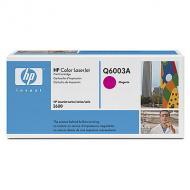 Картридж HP (Q6003A) HP Color LaserJet 1600, HP Color LaserJet 2600, HP Color LaserJet 2605, HP Color LaserJet CM1015, HP Color LaserJet CM1017 Magenta