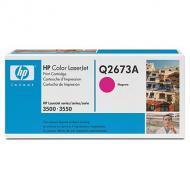 Картридж HP (Q2673A) HP Color LaserJet 3500, HP Color LaserJet 3550, HP Color LaserJet 3700 Magenta