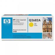 Картридж HP (Q2682A) HP Color LaserJet 3700 Yellow