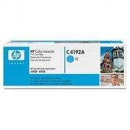Картридж HP (C4192A) HP Color LaserJet 4500, HP Color LaserJet 4550 Cyan