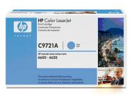 Картридж HP (C9721A) HP Color LaserJet 4600, HP Color LaserJet 4610, HP Color LaserJet 4650 Cyan