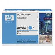 Картридж HP (Q5951A) HP Color LaserJet 4700 Cyan