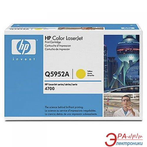 Картридж HP (Q5952A) HP Color LaserJet 4700 Yellow