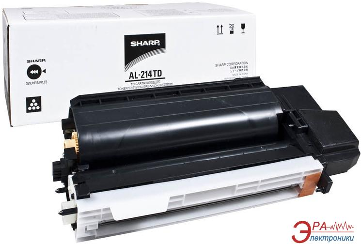 Картридж Sharp AL214TD (AR-214TD) (AL-2021, AL-2041, AL-2051, AL2061) Black