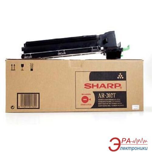 Картридж Sharp AR202LT (AR202LT) (AR 163/201/206 AR M160/M205/M165/M207) Black