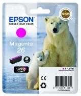 Картридж Epson (C13T26134010) (XP-600/605/700) Magenta