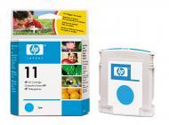 Картридж HP (C4836A) business inkjet 1000/1100d/1100dtn/1200/2200/2230/2250/2280/2300/2500/2600/2800, cp1700, DesignJet 10ps/20ps, DesignJet 70/100/110plus/111, OfficeJet 9110/9120/9130, OfficeJet Pro K850 series Cyan