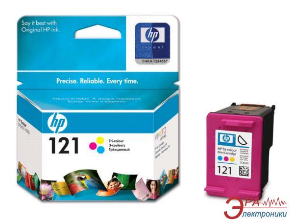 Картридж HP (CC643HE) HP DeskJet D2563, HP DeskJet F4283 Color (C, M, Y)