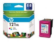 Картридж HP (CC644HE) HP DeskJet D2563, HP DeskJet F4283 Color (C, M, Y)