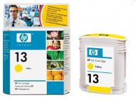Картридж HP (C4817A) business inkjet 1000/1200/2300/2800 series, OfficeJet Pro K850 series Yellow