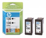 Картридж HP (C9504HE) 2-pack DeskJet 5743/5943/6543/6623/6843/6943/6983/9803, PSC 2613/2713, Photosmart 8053/8153/8453/8753/B8353/D5063, OfficeJet 6313/7213/7313/7413 Black