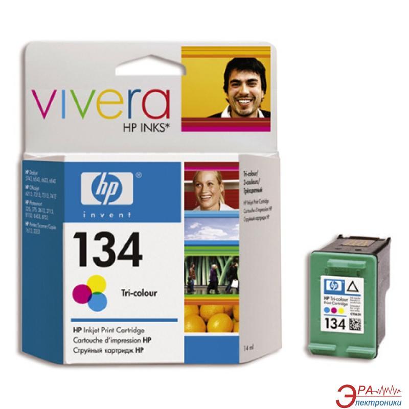 Картридж HP (C9363HE) DeskJet 460/5743/5943/6543/6623/6843/6943/6983/9803, Photosmart 325/335/375/385/420/475, Photosmart 8053/8153/8453/8753/B8353/D5063, PSC 1613/2353/2573/2613/2713, OfficeJet 6213/7213/7313/7413 Color (C, M, Y)