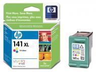 Картридж HP (CB338HE) XL HP Deskjet D4263, HP Deskjet D4363, HP OfficeJet J5783, HP OfficeJet J6413, HP Photosmart C4283, HP Photosmart C4383, HP Photosmart C4483, HP Photosmart C4583, HP Photosmart C5283, HP Photosmart D5363 Color (C, M, Y)