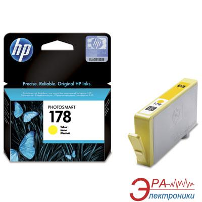 Картридж HP (CB320HE) HP Photosmart C5383, HP Photosmart C6383, HP Photosmart D5463, HP Photosmart Pro B8553 Yellow