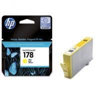 �������� HP (CB320HE) HP Photosmart C5383, HP Photosmart C6383, HP Photosmart D5463, HP Photosmart Pro B8553 Yellow