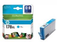 Картридж HP (CB323HE) HP Photosmart C5383, HP Photosmart C6383, HP Photosmart D5463, HP Photosmart Pro B8553 Large cyan