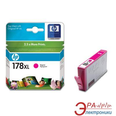 Картридж HP (CB324HE) HP Photosmart C5383, HP Photosmart C6383, HP Photosmart D5463, HP Photosmart Pro B8553 Large magenta