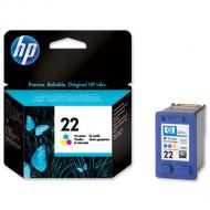 Картридж HP (C9352AE) DeskJet 3920/3940, DeskJet D1360/D1460/D1560/D2360/D2460, Deskjet F380/F2180/F2280/F4180, psc 1410, OfficeJet 4355/5610/J3680 Color (C, M, Y)