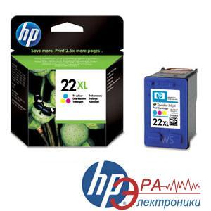 Картридж HP (C9352CE) DeskJet 3920/3940, DeskJet D1360/D1460/D1560/D2360/D2460, Deskjet F380/F2180/F2280/F4180, psc 1410, OfficeJet 4355/5610/J3680 Color (C, M, Y)