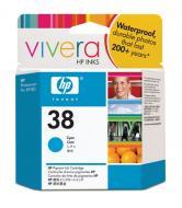 Картридж HP (C9415A) HP Photosmart Pro B8800, HP Photosmart Pro B8850, HP Photosmart Pro B9180 Cyan
