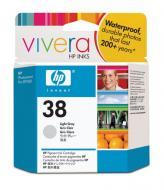 Картридж HP (C9414A) HP Photosmart Pro B8800, HP Photosmart Pro B8850, HP Photosmart Pro B9180 light grey