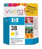 Картридж HP (C9417A) HP Photosmart Pro B8800, HP Photosmart Pro B8850, HP Photosmart Pro B9180 Yellow