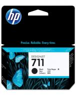 Картридж HP 711 (CZ129A) (DesignJet T120/T520) Black