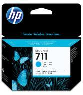 Картридж HP 711 (CZ134A) (DesignJet T120/T520) Cyan