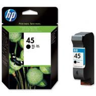 �������� HP No.45 (51645AE) (DJ 1220� OJ G55/G85/R45/R65 DJ710�/ 720�/815�/820�xi/850�/870�xi/ 880�/890c/895cxi 930/950/960 /970/980/990/995/1100�/ 1120�/1125� 1600c/cm DeskJet 9300 DeskJet 6122/6127 OJ T45/1150�/1170 /1175c DesignJet 700/755cm/750c Plus/